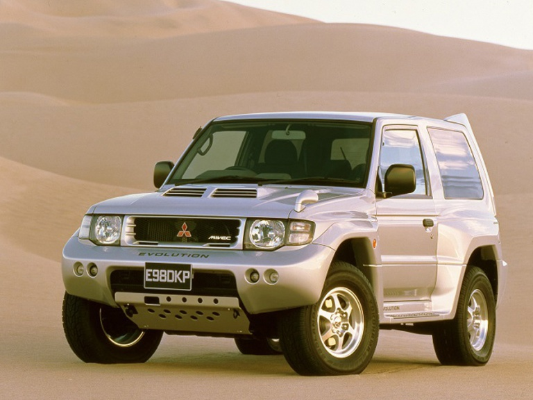 1997 Pajero Evolution